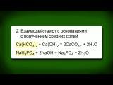 Химия. 11 класс. Урок 21. Соли и комплексные соединения. Генетическая связь между основными классами неорганических соединений.